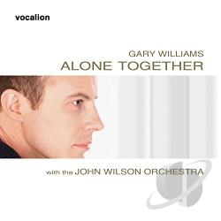 Williams, Gary - Alone Together CD Cover Art