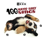 Dog: 100 Super Silly Songs CD Cover Art