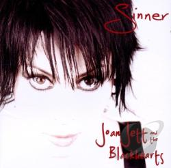 Jett, Joan / Jett, Joan & The Blackhearts - Sinner CD Cover Art