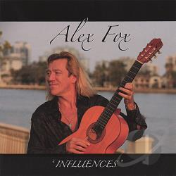 Fox, Alex - Influences CD Cover Art