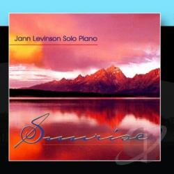 Levinson, Jan - Sunrise CD Cover Art