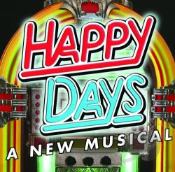 Happy Days CD Cover Art