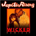 Jupiter Rising - Wicked Remix Ep DB Cover Art