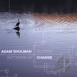 Judge, Robin - Patterns of Change CD Cover Art