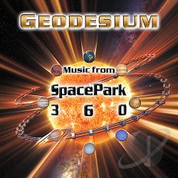 Geodesium - Music From SpacePark 360 CD Cover Art