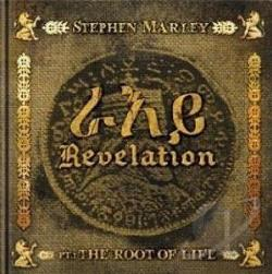 Stephen Marley (Reggae) - Revelation, Pt. 1: The Root of Life CD Cover Art
