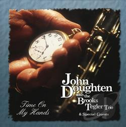 John Doughten - Time on My Hands CD Cover Art
