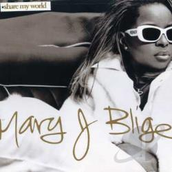 Blige, Mary J. - Share My World CD Cover Art