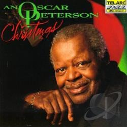 Peterson, Oscar - An Oscar Peterson Christmas CD Cover Art