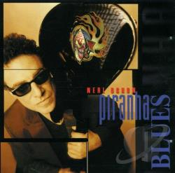 Schon, Neal - Piranha Blues CD Cover Art