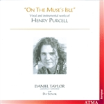 Ensemble Da Sonar / Purcell / Taylor - On the Muse's Isle: Vocal and Instrumental Works of Henry Purcell CD Cover Art