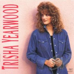 Yearwood, Trisha - Trisha Yearwood CD Cover Art