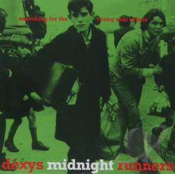 Dexy's Midnight Runners - Searching for the Young Soul Rebels CD Cover Art