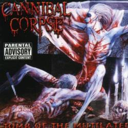 Cannibal Corpse - Tomb of the Mutilated CD Cover Art