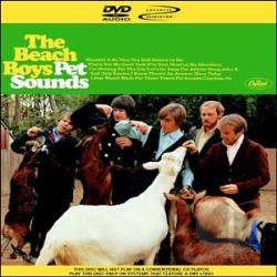 Beach Boys - Pet Sounds DVA Cover Art