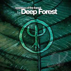 Deep Forest - Essence of the Forest CD Cover Art