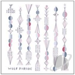 Wolf Parade - Apologies To The Queen Mary CD Cover Art