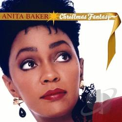 Baker, Anita - Christmas Fantasy CD Cover Art