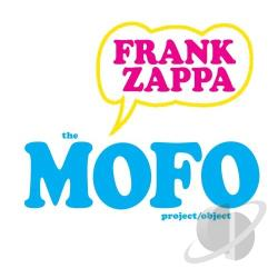 Zappa, Frank - Mofo Project/Object CD Cover Art