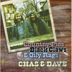 Chas & Dave - Country Pies Black Claws CD Cover Art