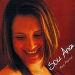 Ana Martel - Sou Ana CD Cover Art
