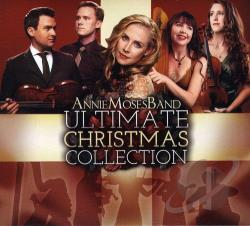 Annie Moses Band - Ultimate Christmas Collection CD Cover Art