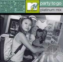 MTV Party to Go: Platinum Mix CD Cover Art
