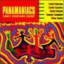 Debriano, Santi - Panamaniacs CD Cover Art