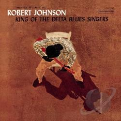 Johnson, Robert - King of the Delta Blues Singers CD Cover Art