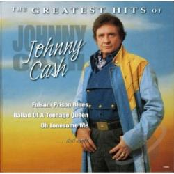 Cash, Johnny - Greatest Hits Of Johnny Cash, Vol. 1 CD Cover Art