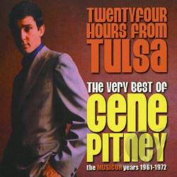 Pitney, Gene - 24 Hours From Tulsa CD Cover Art