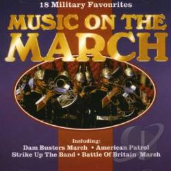 Music on the March CD Cover Art