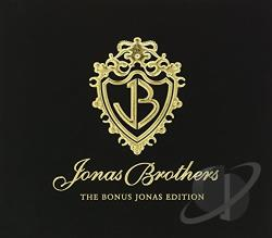 Jonas Brothers - Jonas Brothers CD Cover Art
