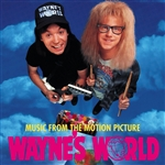 Wayne's World - Wayne's World (Music From The Motion Picture) DB Cover Art