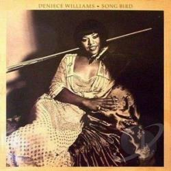 Williams, Deniece - Song Bird CD Cover Art