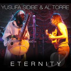 Al Torre / Youssoupha Sidibe - Eternity CD Cover Art