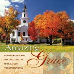 Avalon - Amazing Grace CD Cover Art