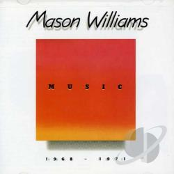Williams, Mason - Music 1968-1971 CD Cover Art
