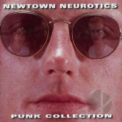 Newtown Neurotics - Punk Collection CD Cover Art