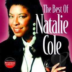 Cole, Natalie - Best of Natalie Cole: The Priceless Collection CD Cover Art