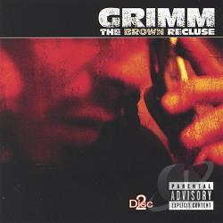Grimm - Brown Recluse CD Cover Art