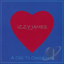 James, Izzy - Call To Conscience CD Cover Art