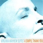 Mayhew, Virginia - Simple Thank You CD Cover Art