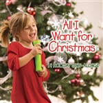 Swingfield Big Band - All I Want for Christmas CD Cover Art