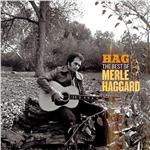 Haggard, Merle - Hag: The Best of Merle Haggard DB Cover Art