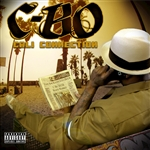 C-Bo - Cali Connection CD Cover Art