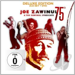 Zawinul Syndicate / Zawinul, Joe / Zawinul, Joe & The Zawinul Syndicate - 75th CD Cover Art