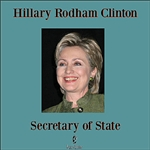 Hilary Rodham Clinton - Secretary Of State DB Cover Art