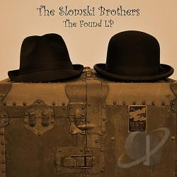 Slomski Brothers - Found LP CD Cover Art