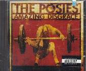 Posies - Amazing Disgrace CD Cover Art